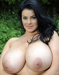 Karla James In The Woods