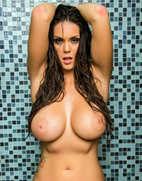 Alison Tyler And Her Two Dildos