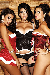 Tera Patrick And Friends