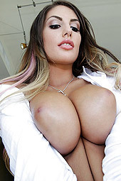 Glamorous August Ames
