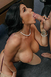Horny Boss Romi Rain Fucks In Her- Office
