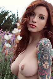 Mille Via SuicideGirls