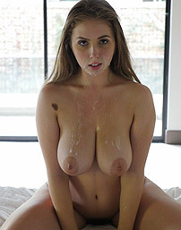 Lena Paul In Flashing And Splashing